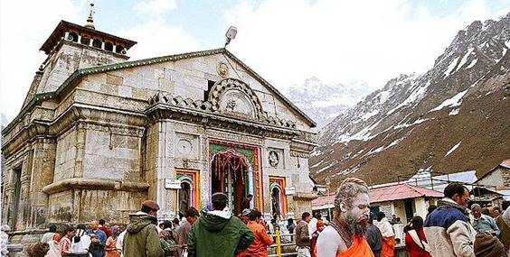 Char Dham Yatra with Panch Badri Tour