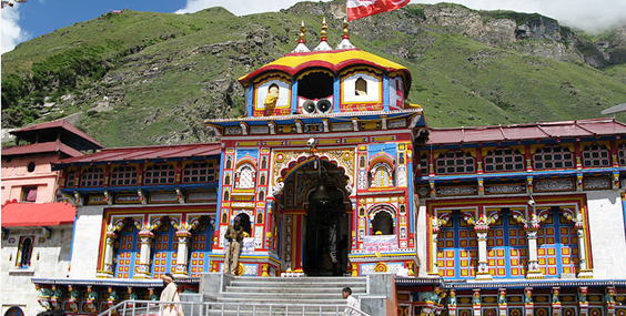 how to go badrinath from haridwar