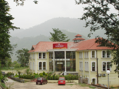Hotels in Srinagar Garhwal